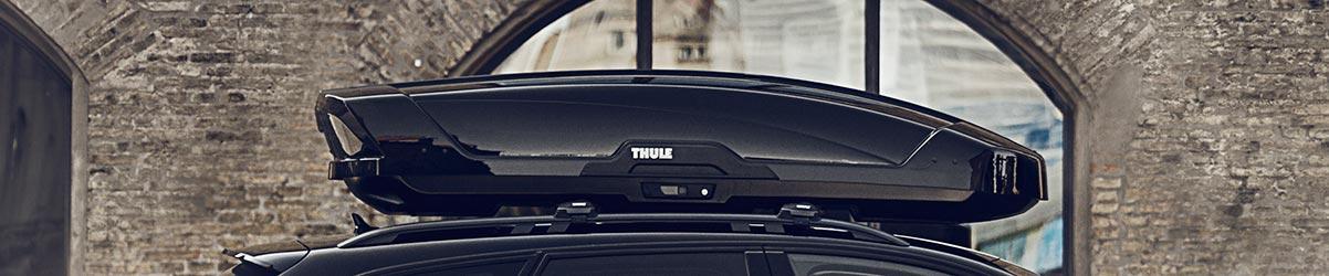 Автомобильный бокс Thule Motion XT — новое слово в инженерии автобоксов